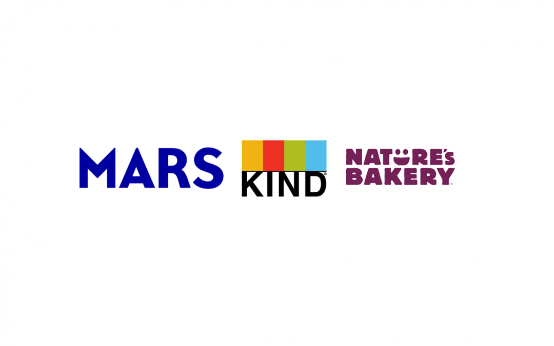 Mars brand KIND acquires healthy snacking company Nature's Bakery