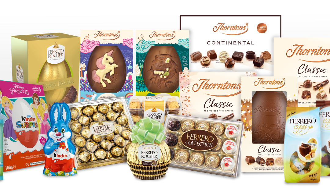 Ferrero unveils spring 2021 range
