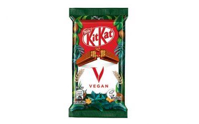 Nestlé to roll out vegan KitKat