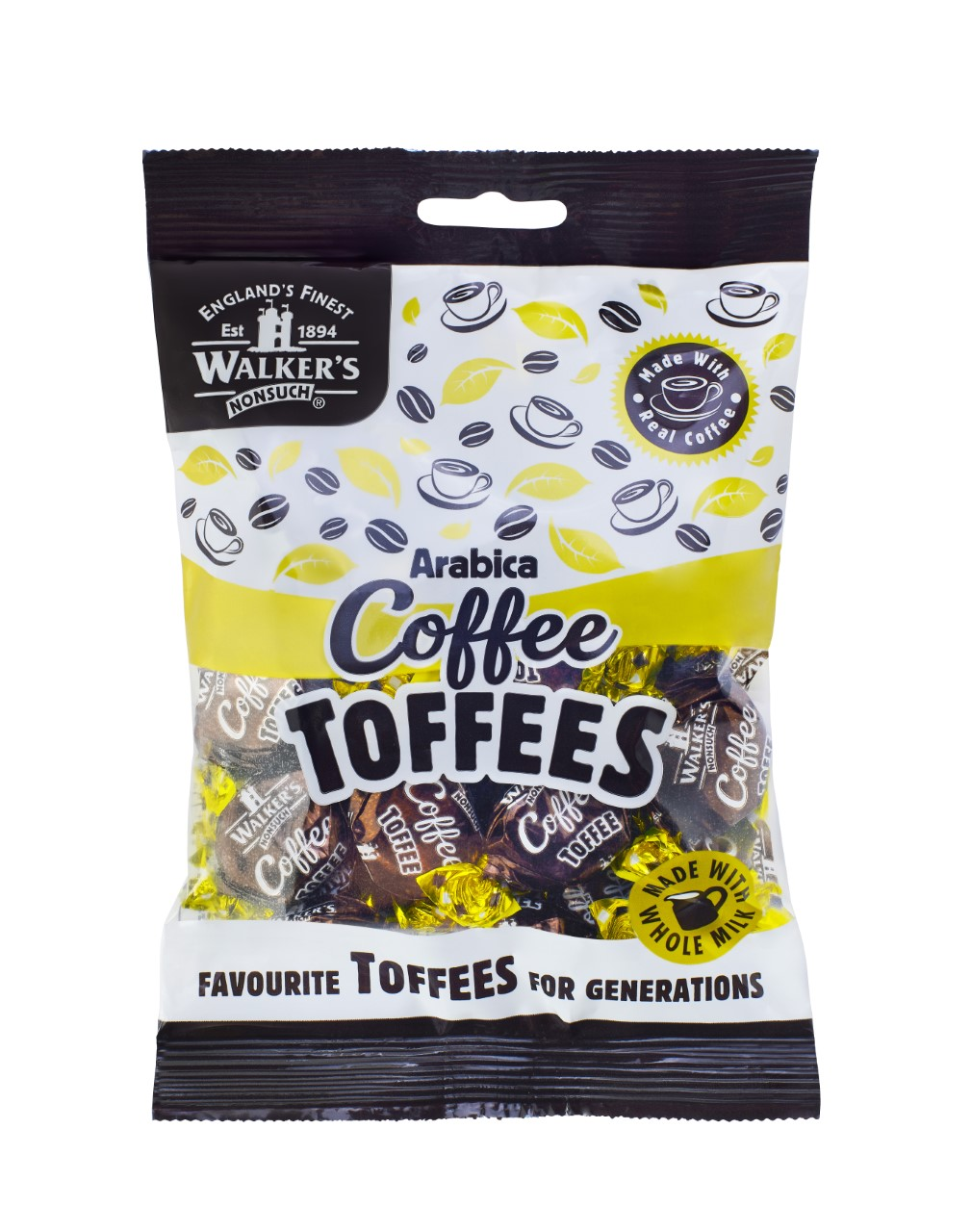 Walker's Nonsuch introduces new Coffee Toffee