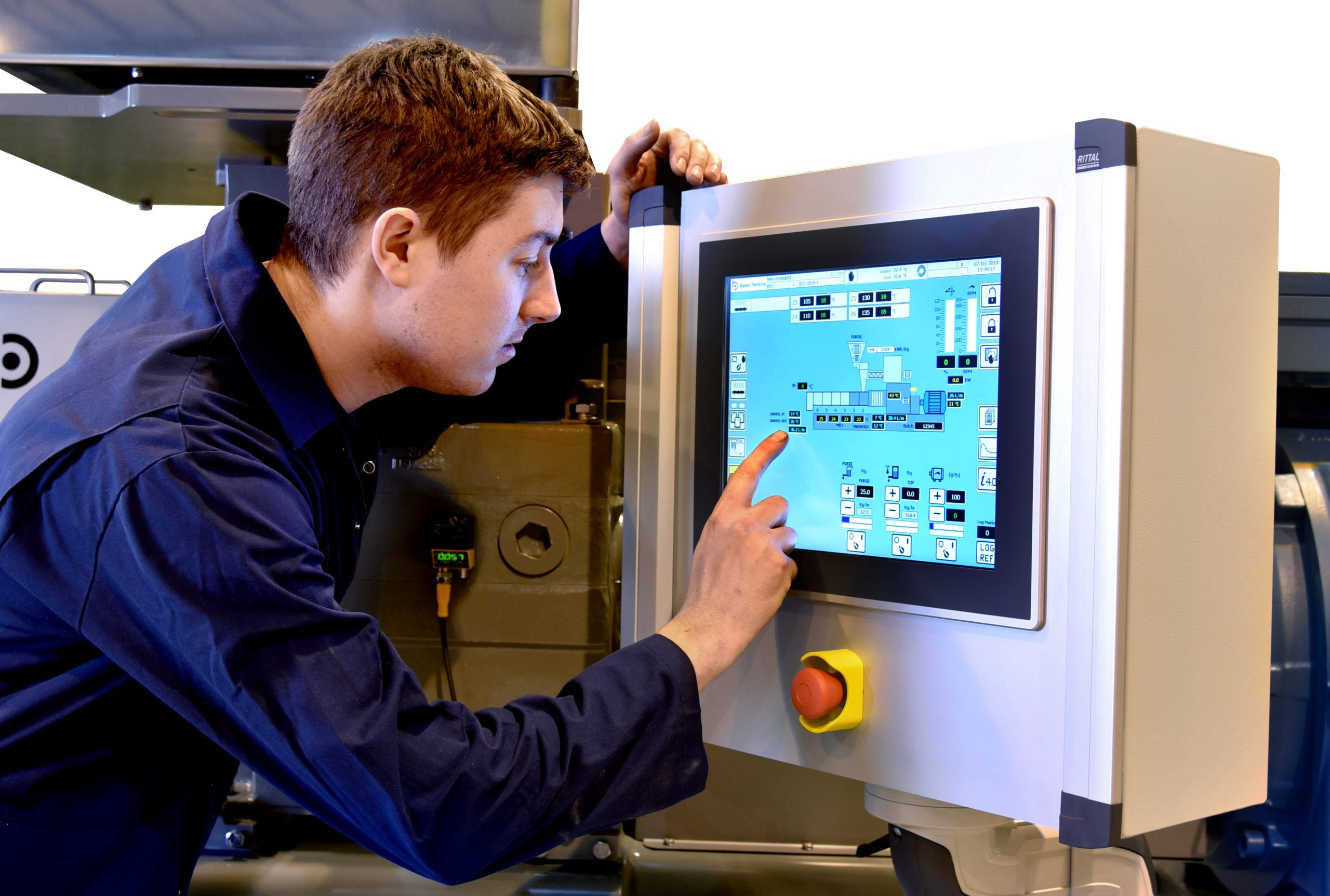 Baker Perkins to offer remote online machinery commissioning