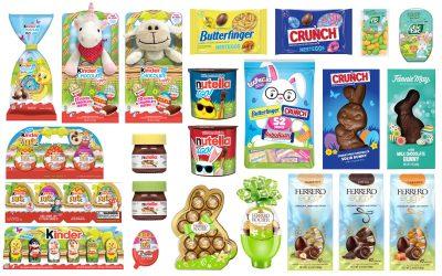 Ferrero unveils Easter range for 2021