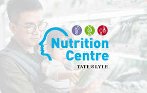Tate & Lyle launches Nutrition Centre