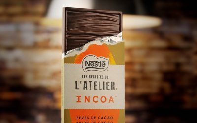 Nestlé rolls out chocolate made with unsweetened cacao fruit
