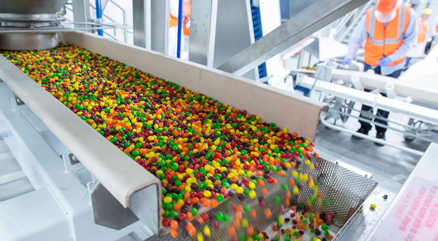 Mars to develop eco-friendly Skittles packaging