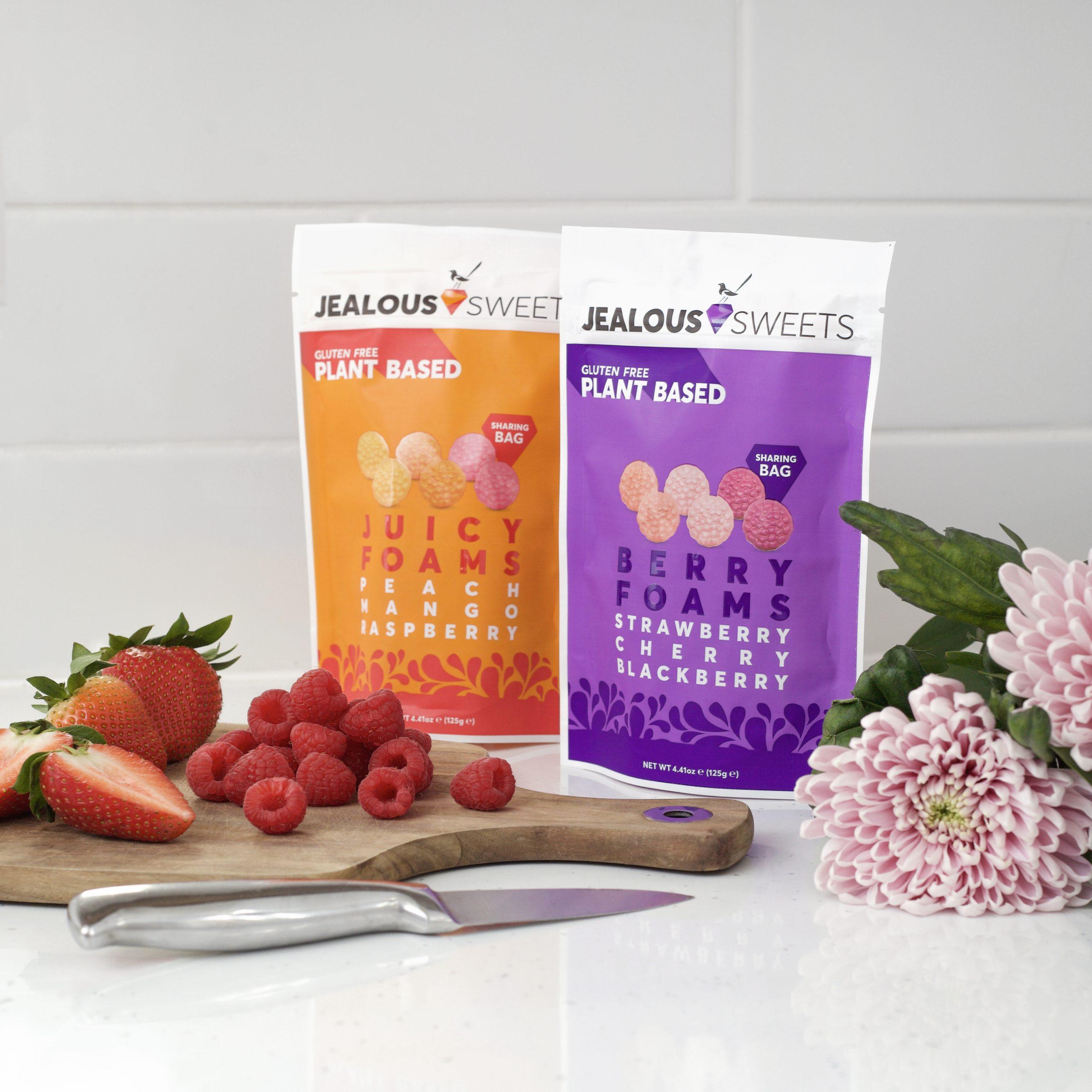 Jealous Sweets launches new Foams range