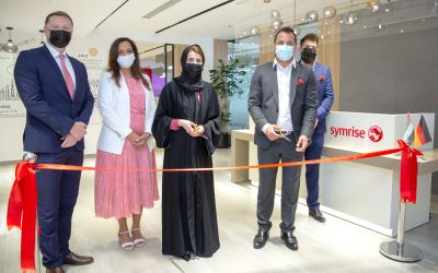 Symrise opens Dubai food innovation centre