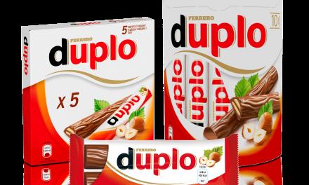 Ferrero unveils new on-the-go treat Duplo