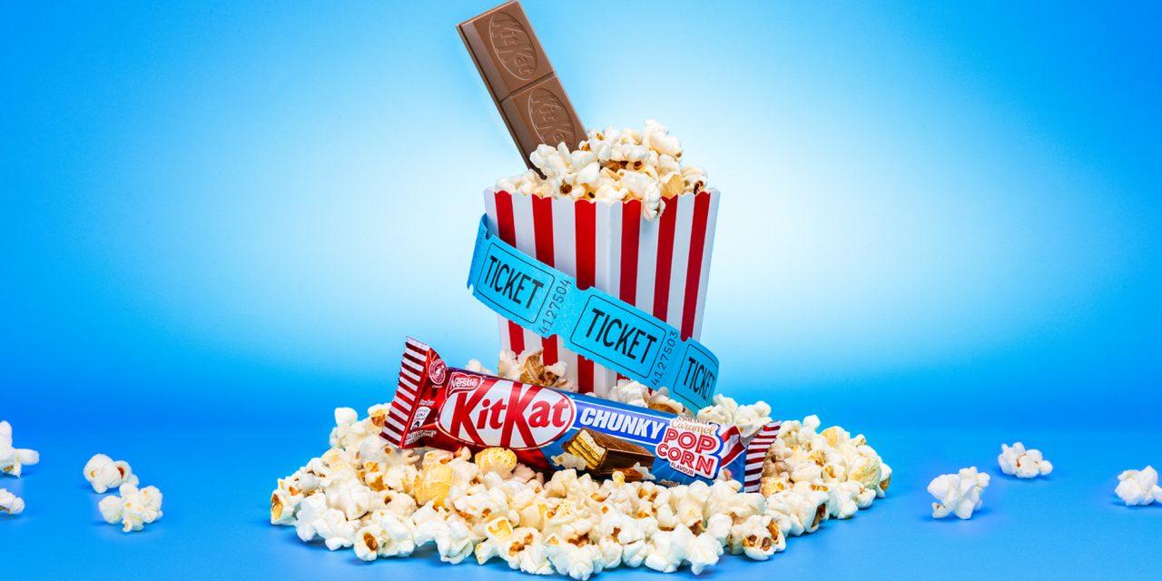 Nestlé launches KitKat chunky salted caramel popcorn