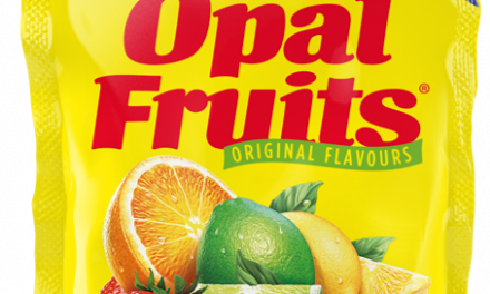 Opal Fruits returns to British shelves one last time