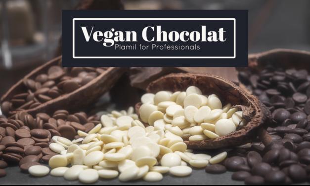 Plamil launches vegan chocolate website for Professionals