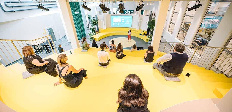 Nestlé introduces its largest R+D Accelerator