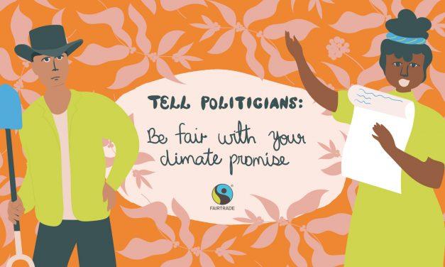 Fairtrade pledge to support 1.8 million farmers