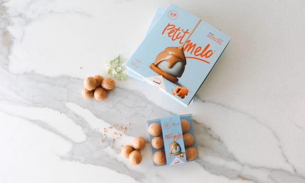 Belgian chocolatier introduces Petit Melo Caramel