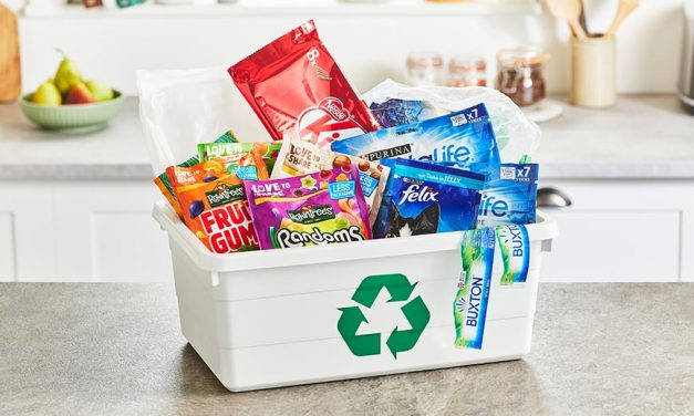 Nestlé partnership with Scottish Recycler tackles flexible packaging